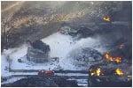 Hertfordshire Explosion