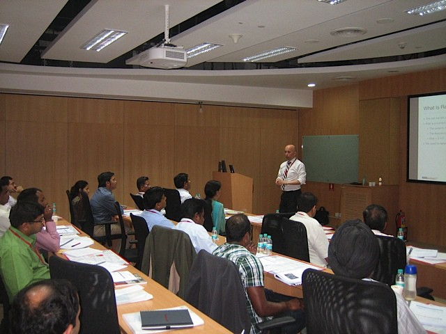 TUV Functional Safety Certification Course at  Aker Mumbai in Feb2012