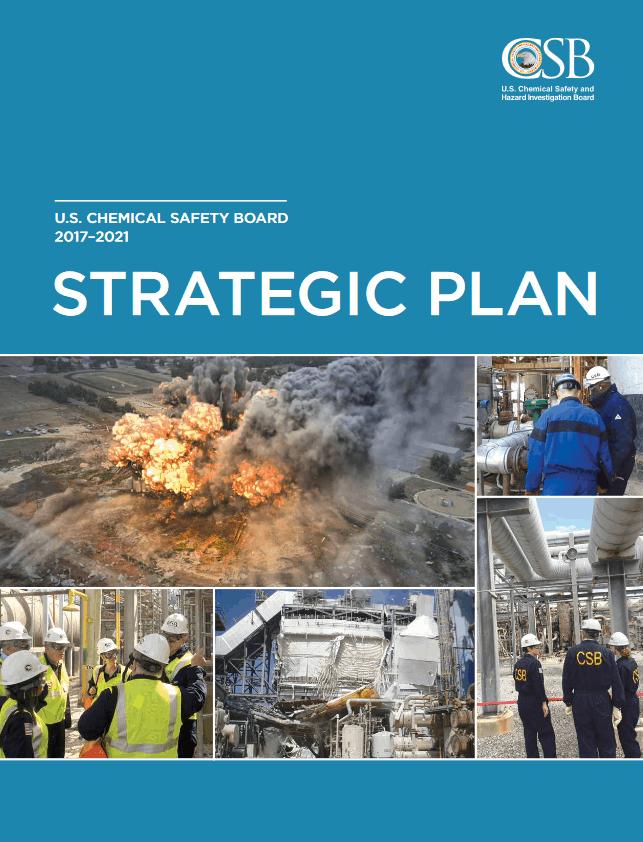 CSB Strategic Plan 2017-2021