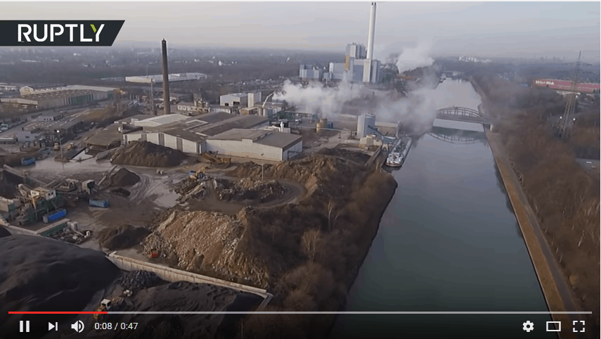 Drone Footage RT Oberhausen