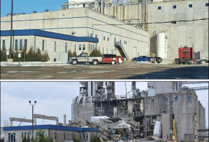 combustible dust accident